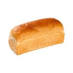 Bruin brood heel gesneden