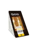 Qizini sandwich geroosterde kip lang vers malte