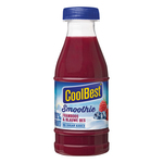 CoolBest smoothie framboos & blauwe bes pet 250 ml