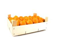 Hand sinaasappelen 72 / 80 14 kg