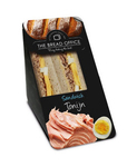 The Bread Office sandwich cardboard tonijn wit 160 gr kort houdbaar
