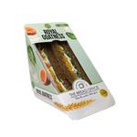 The Bread Office luxe sandwich royal goatness vega 159 gr kort houdbaar