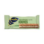Wasa sandwich cream cheese en chives 37 gr