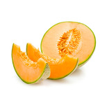 Cantaloupe meloen per stuk