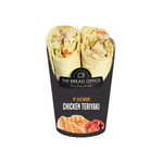 The Bread Office wrap kip teriyaki 198 gr lang houdbaar