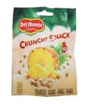 Del monte crunchy snack pineapple zakje 15 gr