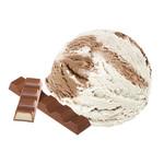 Carte d'Or schepijs melk en witte chocolade 5.5 liter