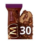 OLA Handijs Magnum Hazelnut Praline Snack 30 x 64 ml