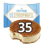OLA Handijs Hertog Ijs Stroopwafel 24 x 120 ml