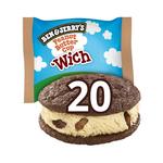 Ben & Jerry's Handijs 'Wich Peanut Butter Cup 20 x 80 ml