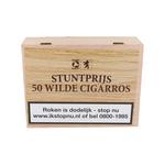 Stuntprijs wilde cigarros a50