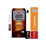 Douwe Egberts cafitesse smooth roast utz 2 liter