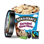 Ben & Jerry's Pint Caramel Chew Chew 8 x 500 ml