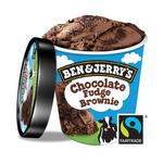 Ben & Jerry's Pint Chocolate Fudge Brownie 8 x 500 ml