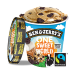 Ben & Jerry's Pint One Sweet World 8 x 500 ml