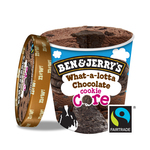 Ben & Jerry's Pint Cookie Core What a lotta Chocolate 8 x 500 ml
