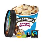 Ben & Jerry's Shortie Caramel Chew Chew 12 x 150 ml