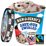Ben & Jerry's save our swirled 500 ml