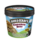 Ben & Jerry's Shortie Cinnamon Buns 12 x 150 ml
