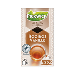 Pickwick tea master selection rooibos vanille utz 2 gram