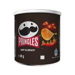 Pringles hot & spicy 40 gr