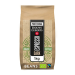 D.E. espresso dark bonen biologisch & fairtrade 1 kg