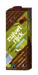Zuivelrijck biologische fairtrade chocolademelk pak 1 liter