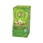 Lipton tea exclusive selection groen thee mandarijn sinaasappel 25 builtjes