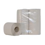 Toiletpapier 1lgs blanco crepe 12x4x400 vel