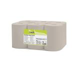 E-tissue handdoekrol 2-laags mini matic 6 x 130 meter