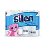 Silen toiletpapier cellulose 160 vel