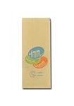 Eko inpakzak bruin lekker 0.5 pond nummer 25 10 kg