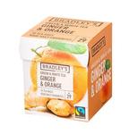 Bradley's thee sinaasappel 10 stuks a6