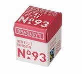 Bradley's piramini thee rode vruchten 30 stuks