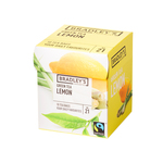 Bradley's thee groen citroen 6 x 10 stuks
