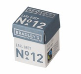 Bradley's piramini thee black earl grey 30 stuks