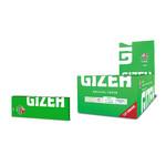 Gizeh fine 50 cut corners (groen)