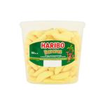Haribo schuim bananen (gesuikerd)