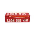 Look out filterhulzen 200 stuks