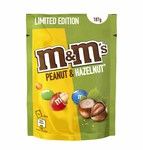 M&m's hazelnut stazak 187 gr limited edition