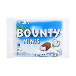Bounty minis zak 366 gr
