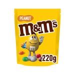 M&M's pinda stazak 220 gr