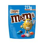 M&M's crispy stazak 213 gr
