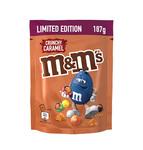 M&M's crunchy caramel stazak 187 gr