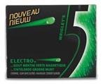 5 gum electro spearmint