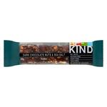 Be-kind single dark chocolate nuts & seasalt 40 gr