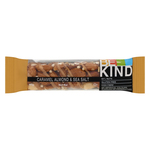 Be-kind single caramel almond & seasalt 40 gr
