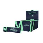 Mascotte original combi pack 34 papers 34 tipsSlim size with magnet + tips