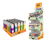 Bic happy animals display + gratis skiclub