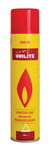 Unilite aansteker gas 300 ml
